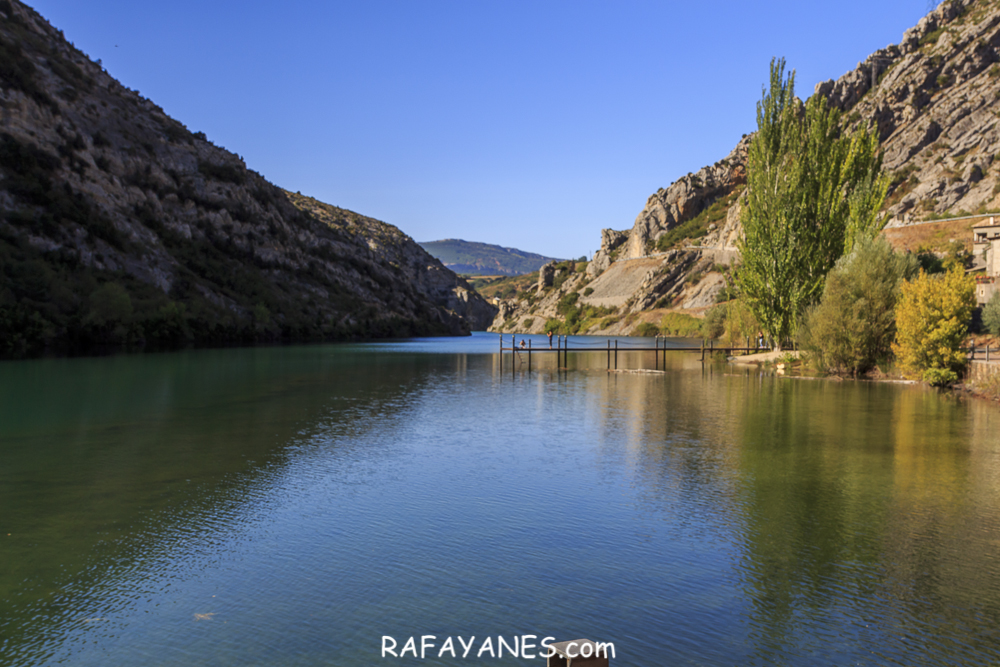 Ruta: Pueblo de Sopeira (Huesca)