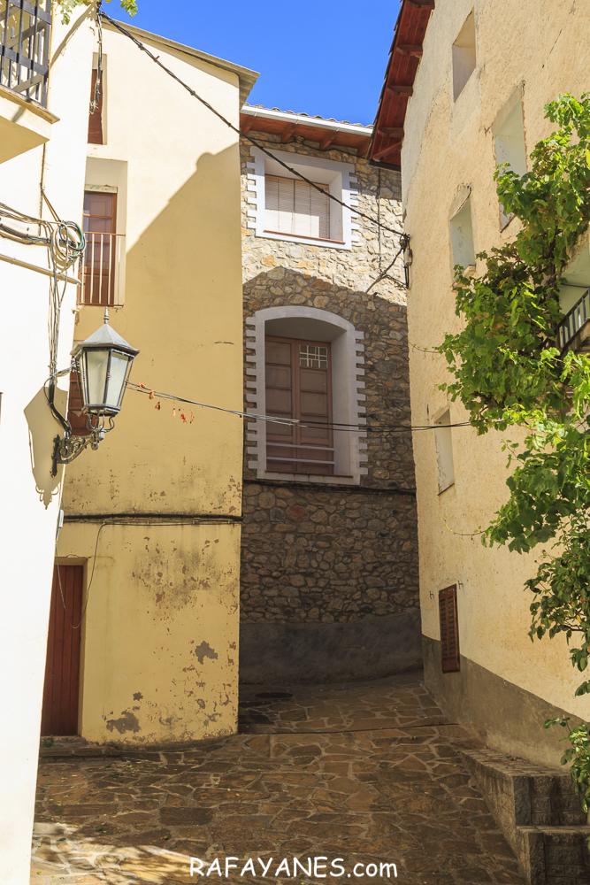 Ruta: Pueblo de Sopeira (Huesca)Ruta: Pueblo de Sopeira (Huesca)