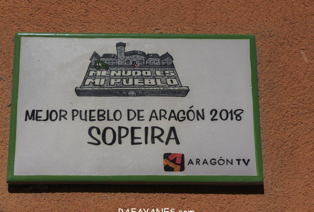 Pueblo de Sopeira (Huesca)