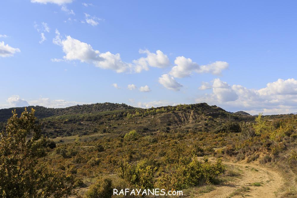 Ruta: Montllobar (1.104 m.) (Els 100 Cims