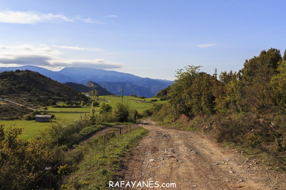 Ruta: Roc de Sant Aventí (1.480 m.) (Els 100 Cims)