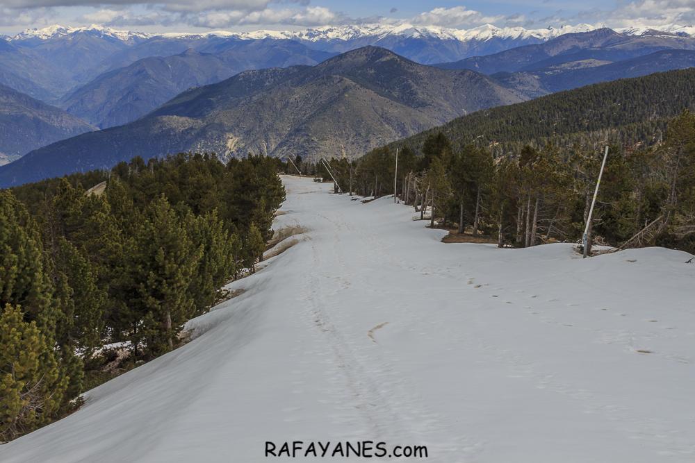 Ruta: Torreta del Orri (2.436 m.) (Els 100 Cims)