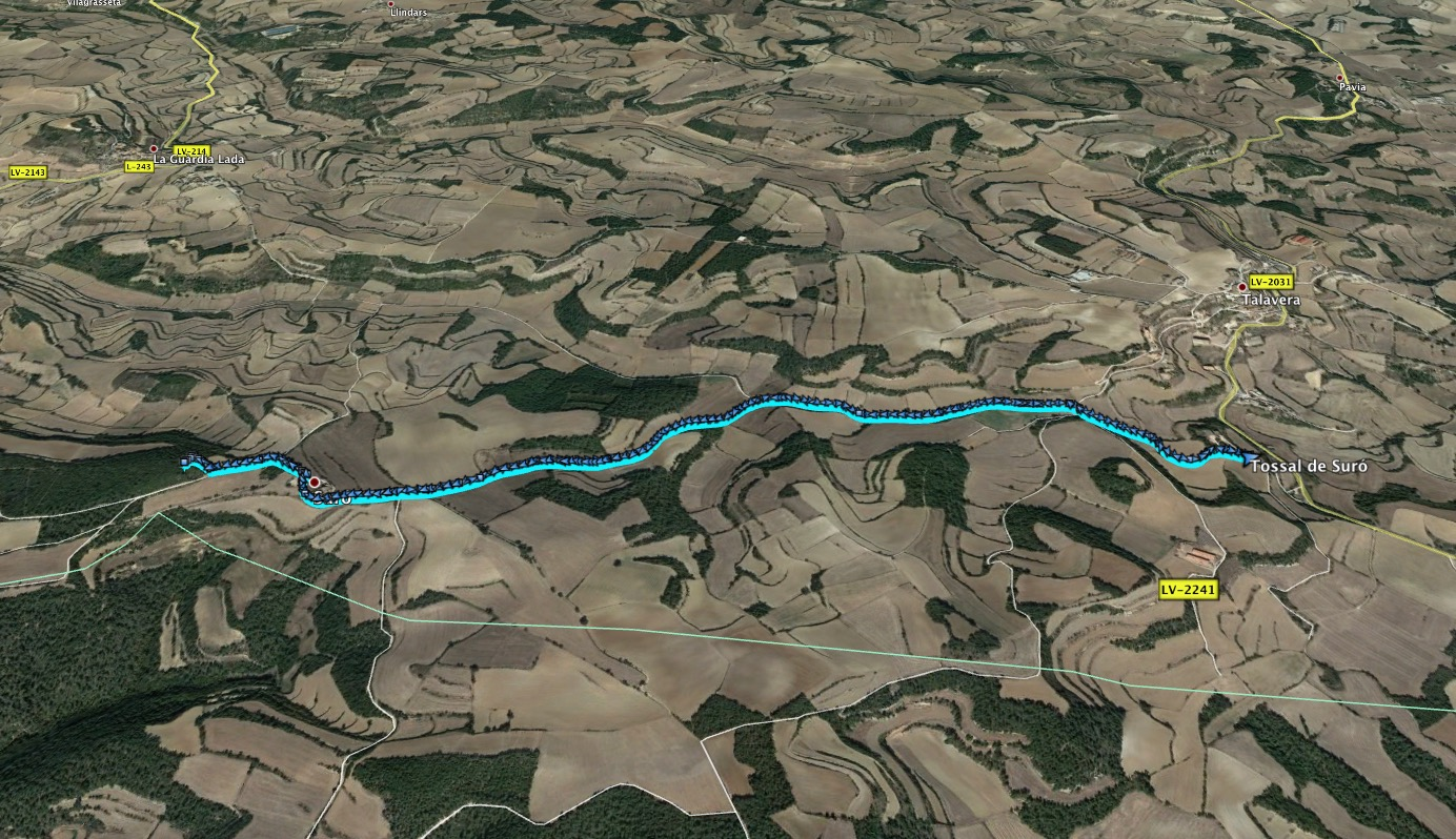 Ruta: Tossal de Suró (828 m.) (Els 100 Cims)