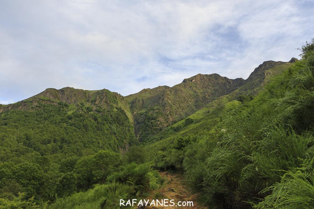 Ruta: Tuc deth Plan deth Ome (Vacanera) (2.194 m.) (Els 100 Cims)