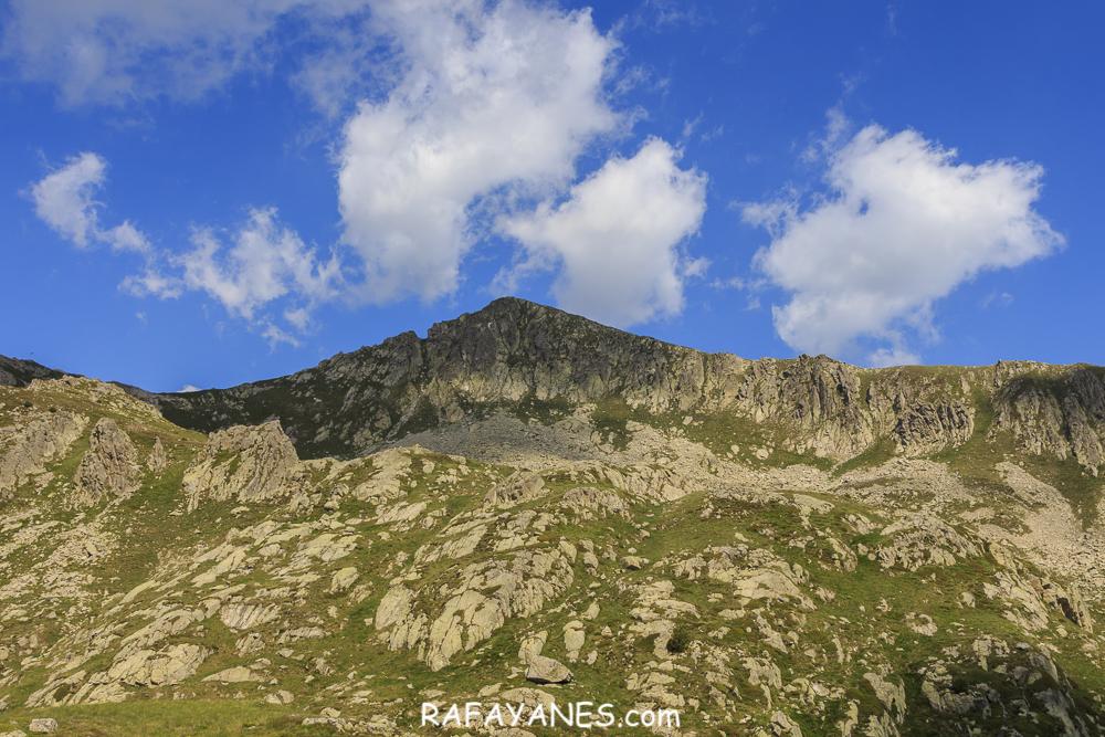 Ruta: Tuc deth Port de Vielha (2.606 m.) (Els 100 Cims)