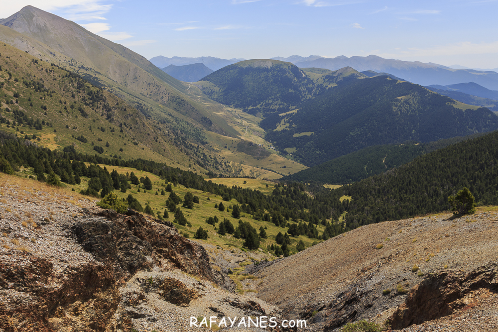 Ruta: Pic de Salória (2.789 m.) y Pic de la Mániga ( 2.517 m.)(Els 100 Cims)