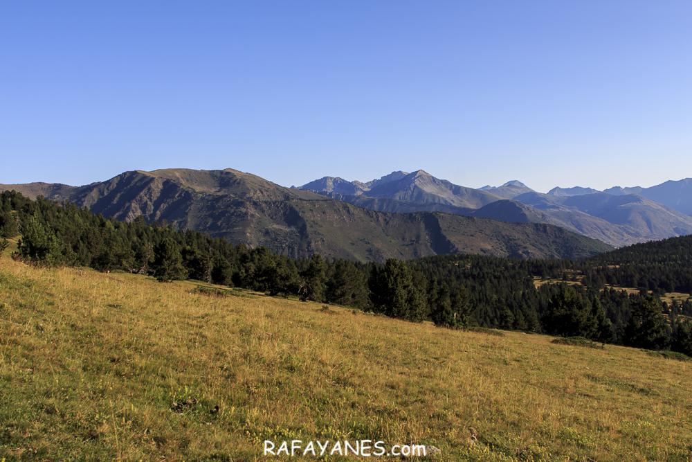 Ruta: Lo Tésol (Tesó de Son) ( 2.700 m.)(Els 100 Cims)