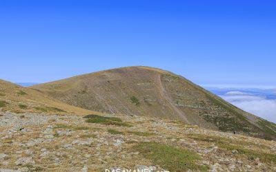 Ruta: Lobera ( 2.226 m.), Moncayo ( 2.314 m.) y Peña Negrilla (2.118 m.)