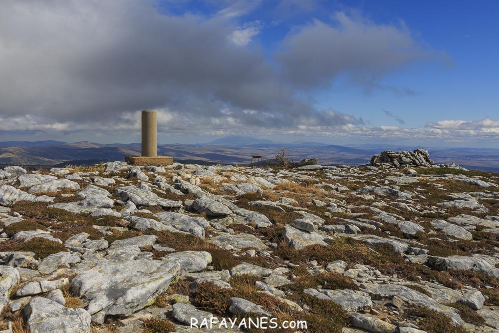 Ruta: Alto de Cueva Grande (2.081 m.), Alto de Gamella (2.102 m.) y Alto de la Mesa de Cebollera (2.163 m.)