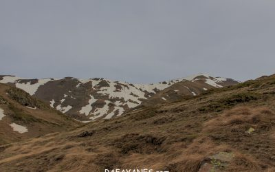 Ruta: Pic de Noufonts (2.861 m.) y Pic d'Eina (2.789 m.) (Els 100 Cims)